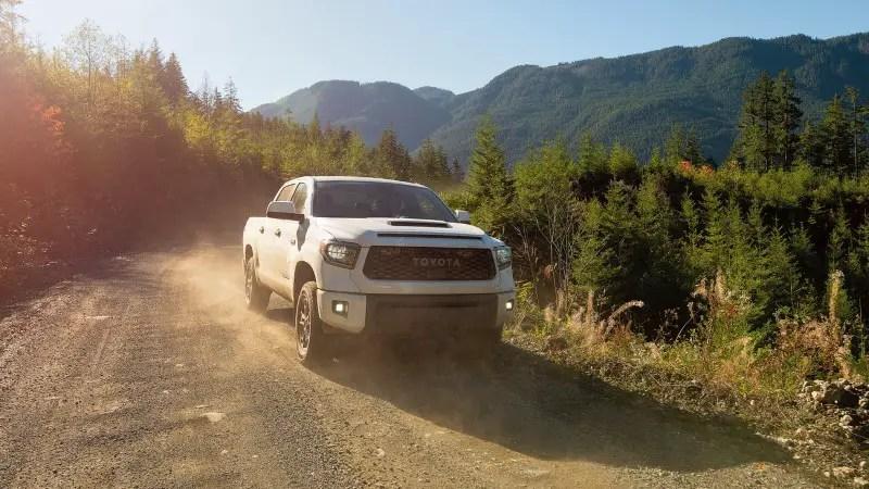 2020 Toyota Tundra 4x4 Fuel Economy