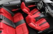 Volume coffre lexus ux 250h - Interior Capacity