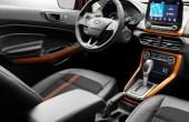 2020 Ford EcoSport Interior Dimensions