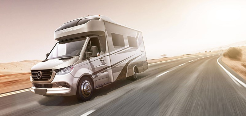 2020 Mercedes Sprinter RV Release Date