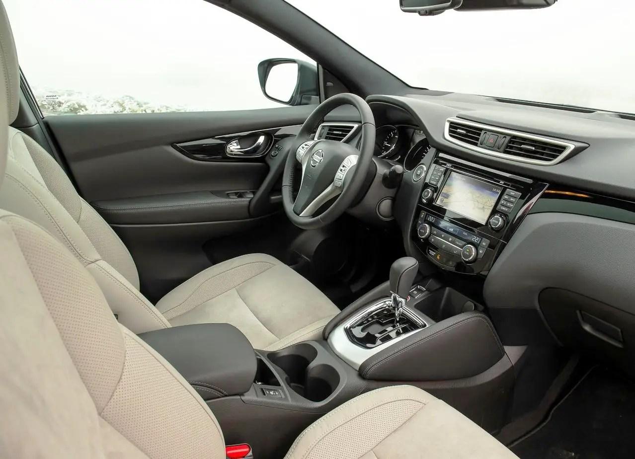 2020 Nissan Qashqai Interior Images