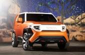 2020 Toyota FJ-Cruiser New Desig Render