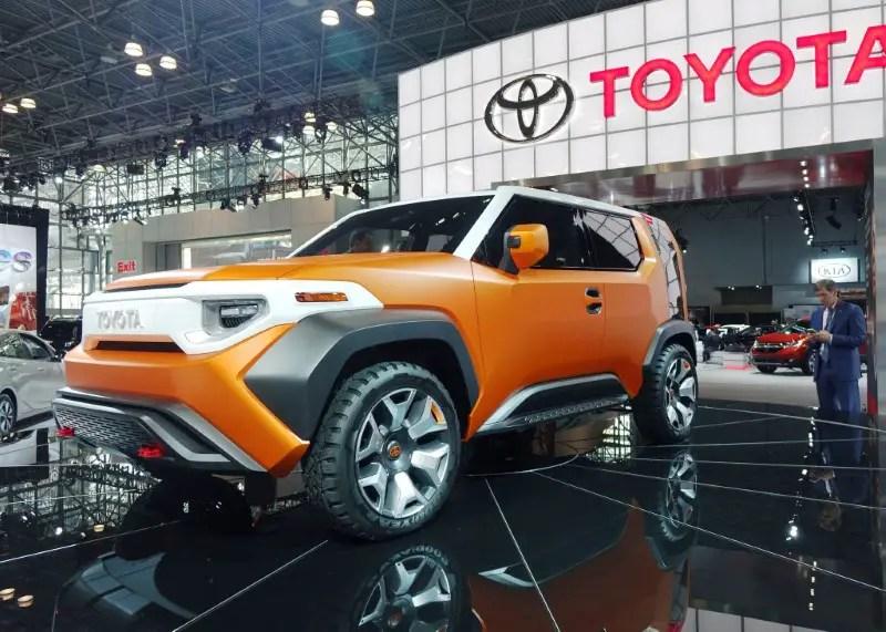 2020 Toyota FJ-Cruiser Release Date in Geneva Motor Show