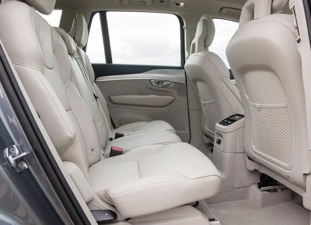 2020 Volvo XC60 7 Seater Capacity