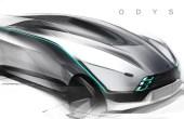 New Honda Odyssey Render