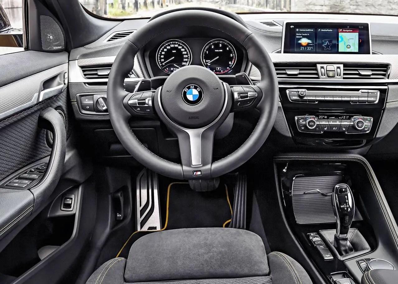 2020 BMW X2 Review Interior & Fetures