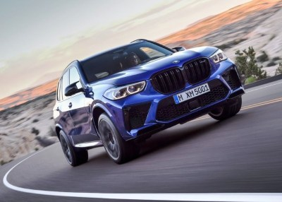 Read more about the article 2020 BMW X5 M Competition Review, Price & Lease Deals