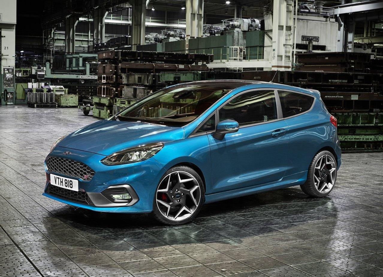 2020 Ford Fiesta ST Engine Specs