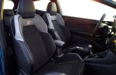 2020 Ford Fiesta ST Interior Feature Update