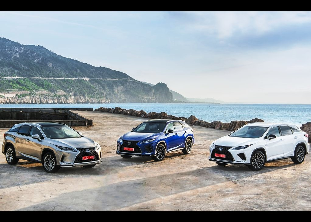 2021 Lexus RX Configurations & MSRP