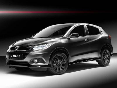 Honda HR-V Sport Lease Deals uder 300 in Canada