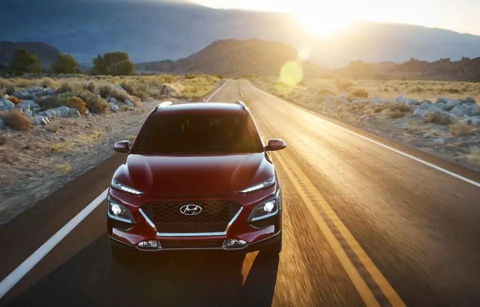 New Hyundai Kona Lease Deals in Canada