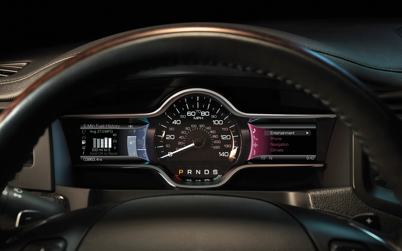 New MKS Lincoln Gas Mileage Improvement
