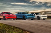 2020 Dodge Challenger Hellcat Exterior Configurations