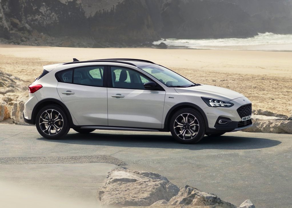 2020 Ford Focus Active Engine Specs