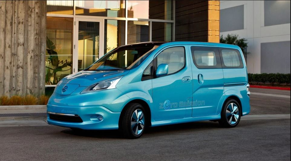 2020 Nissan E-NV200 60 kwh Review