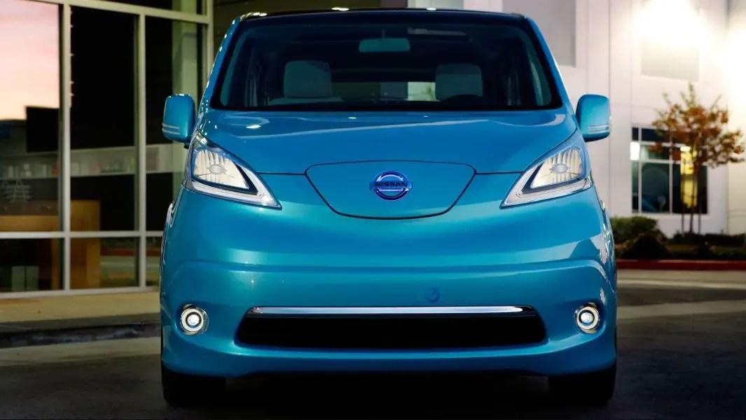 2020 Nissan E-NV200 Performance