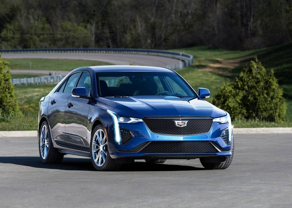 2020 Cadillac ATS-V Redesign & Changes