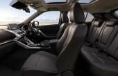 2021 Mitsubishi Eclipse Cross Cabin Dashboard