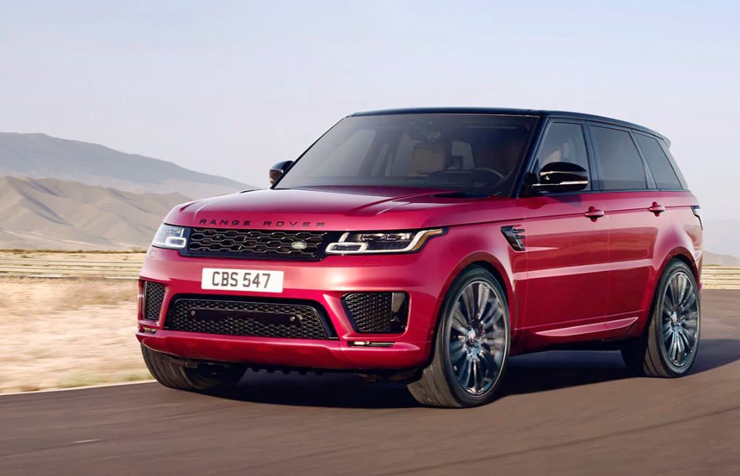 2021 Range Rover Sport Redesign & Changes