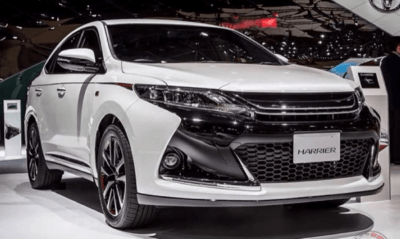 Read more about the article 2021 Toyota Harrier Model, Specs, Release Date & Price