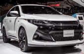 2021 Toyota Harrier Changes