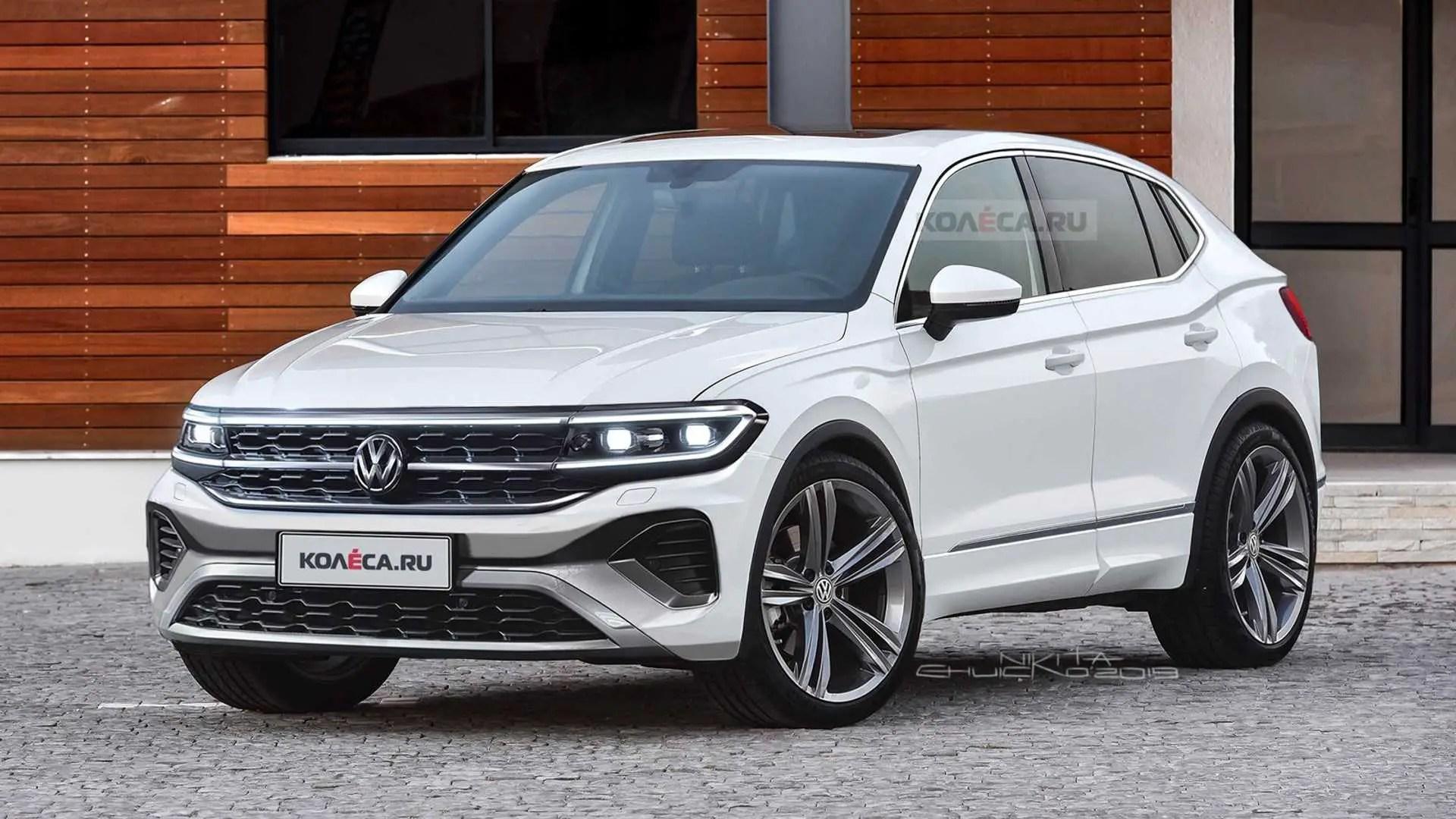 2021 Volkswagen Tiguan Redesign Concept