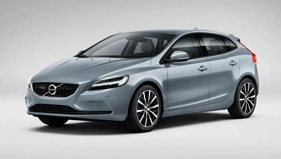 2021 Volvo V40 Electric Release Date & Price