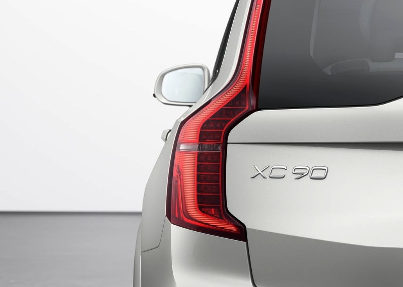 2021 Volvo XC90 Colors