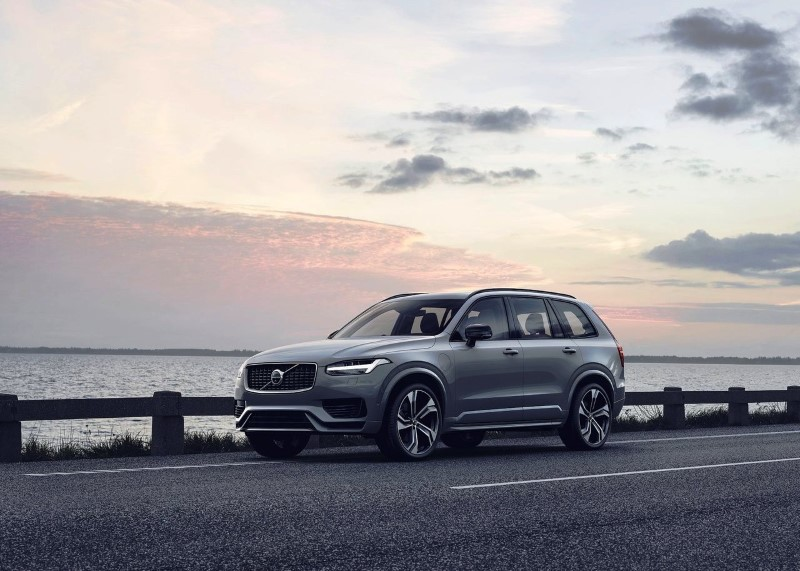 2021 Volvo XC90 Price & Lease Deals