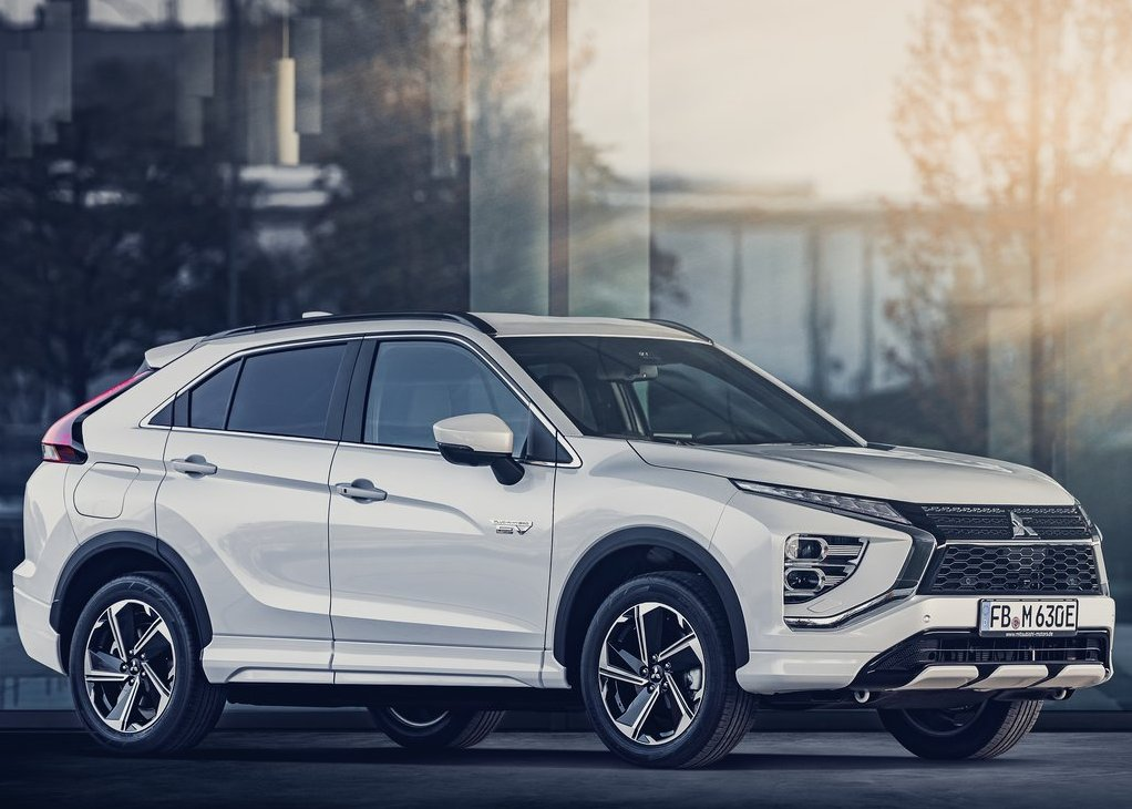 2022 Mitsubishi Eclipse Cross Exterior Looks