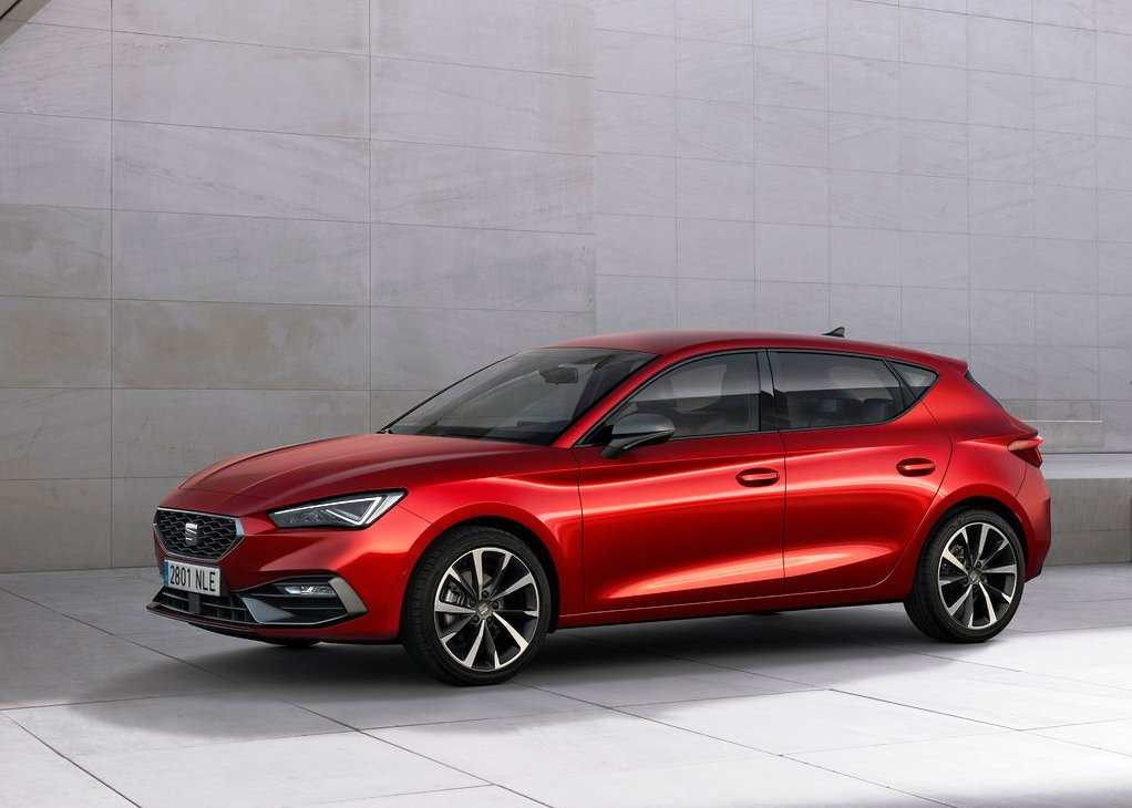 All New Seat Leon 2020 MY Dimensions