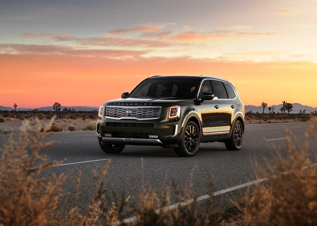 when will 2021 kia telluride be available