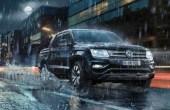 2021 VW Amarok Towing Capacity