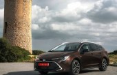 2020 Toyota Corolla Touring Sports Specs