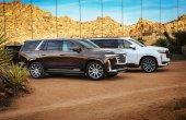2021 Cadillac Escalade Specs & Trims
