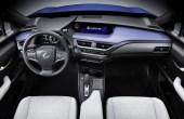 2021 Lexus UX 300e Autonomous Features inside the Interior