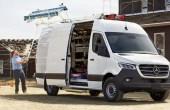 2021 Mercedes Sprinter Cargo van Review