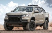 2021 Chevy Colorado ZR2 Bison Performance