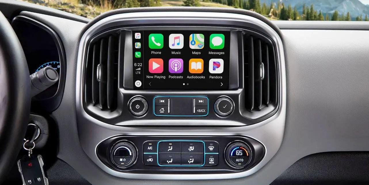 2021 Chevy Colorado ZR2 Features