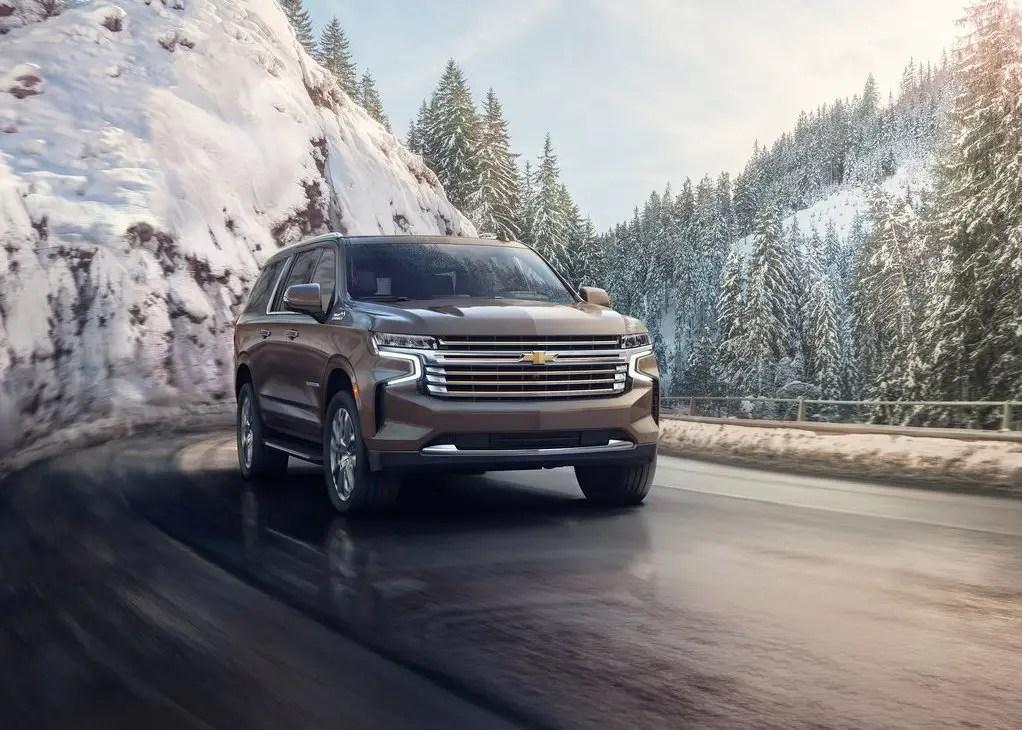 2021 Chevy Suburban Fuel Economy
