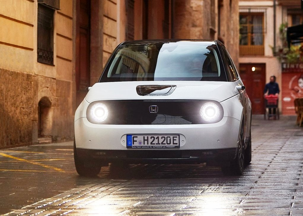 2021 Honda E Price & Availability