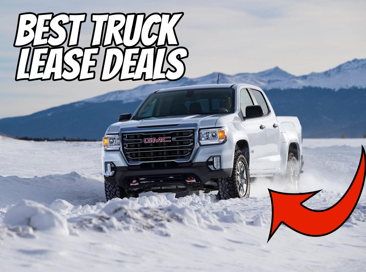 Best Truck Lease Deals Right Now