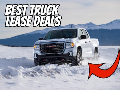 Read more about the article 13 Best Truck Lease Deals Right Now – Best Value Pickup Truck 2021