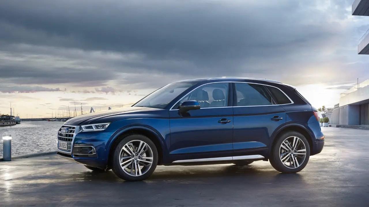 2021 Audi Q5 Dimensions Exterior