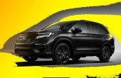 2021 Honda Pilot Black Color Pearl
