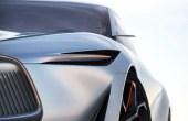 2021 Infiniti Q70 Electric Sedan