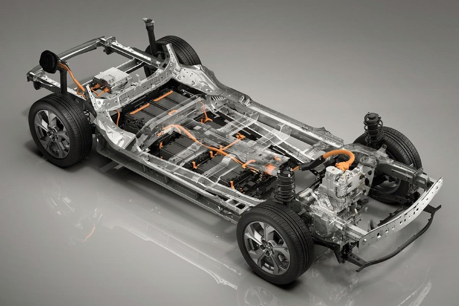 2021 Mazda MX-30 EV Platform