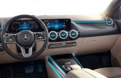 2021 Mercedes GLA Interior Dashboard