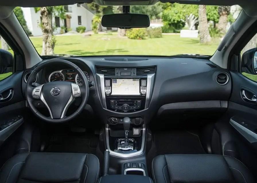 2021 Nissan Navara New Features